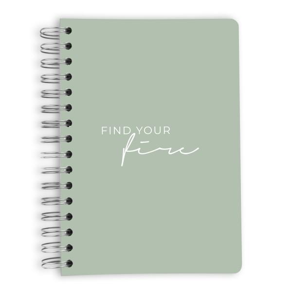 Find Your Fire - 120 Blatt