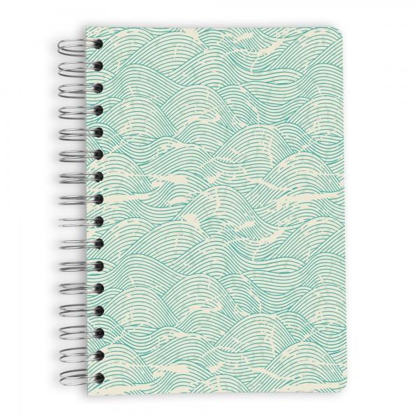 Mint Waves - 120 Blatt