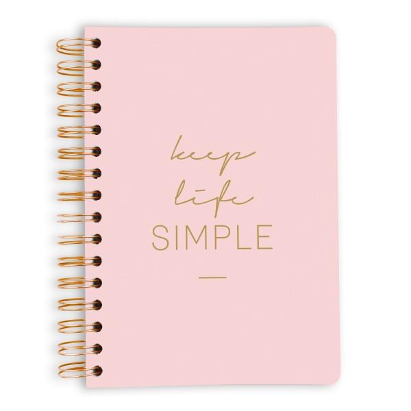 Keep Life Simple - 120 Blatt