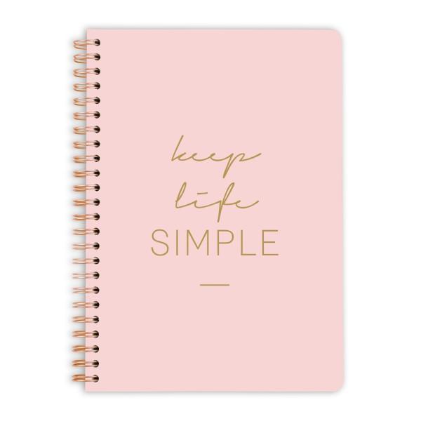 Keep Life Simple - 60 Blatt