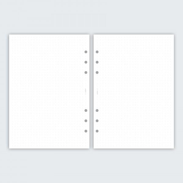 Einlagen A5 - 30 Blatt